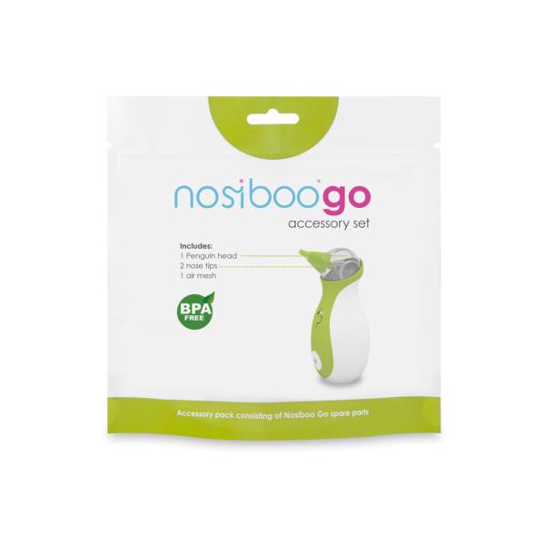 Комплект дополнительных приспособлений Nosiboo GO